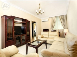 fully furnished 1, 2 and 3 bedroom apartment in bin mahmoud