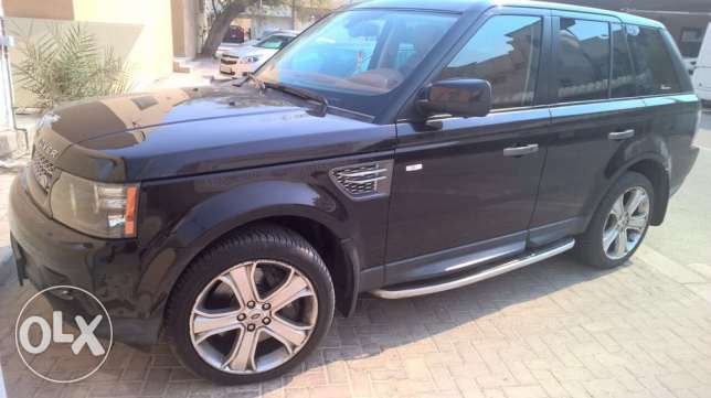 Range Rover Sport Supercharged 2010