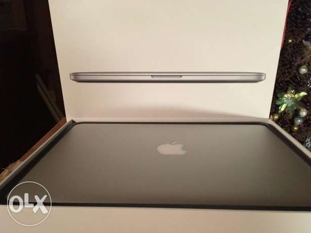 "1 year warranty for Apple MacBook Pro MJLQ2LL/A 15.4"" Laptop with Reti الكورنيش -  2"