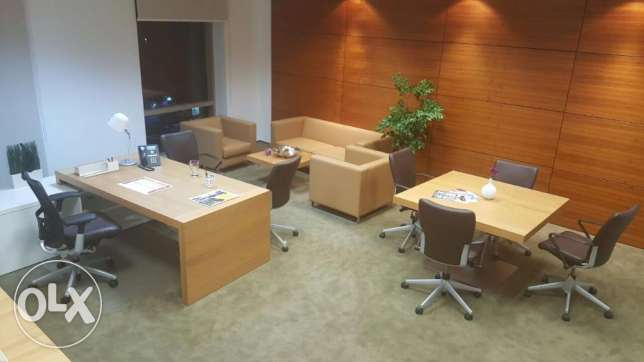 Available Office Space that offers Comfort and touch of Luxury
