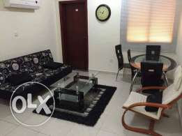 Flat &1Bhk&Fully Furnished in um Ghuwailina