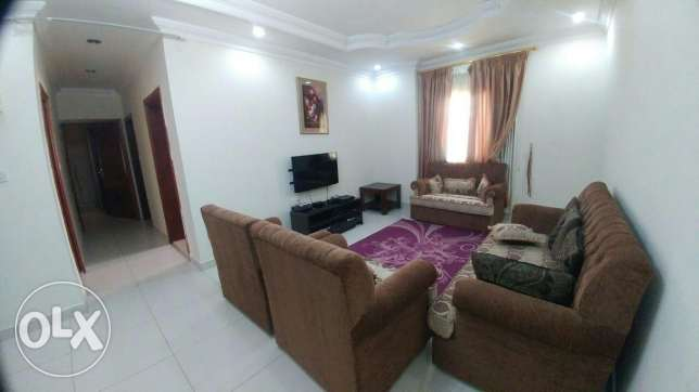 R-2Bedrooms Fully Furnished Apartment For Rent In Al saad