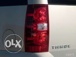Tahoe tail light