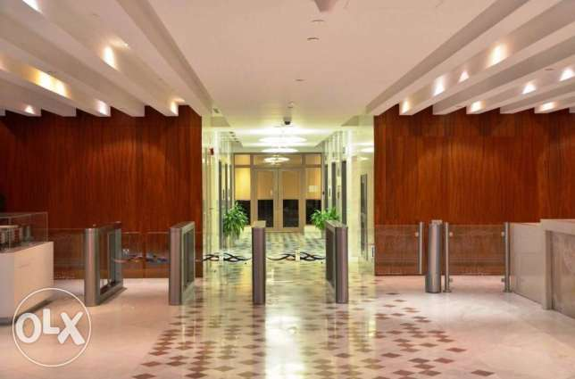 SUITABLE Offices with FULLY Furnished for RENT in AL SADD
