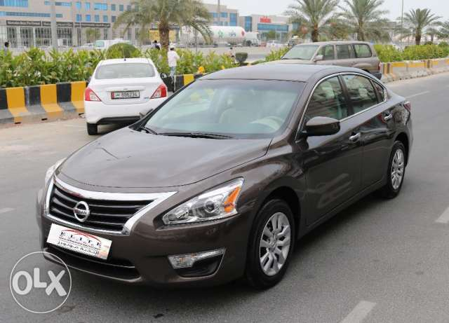 New Nissan - Altima S - Brown
