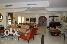 Fully furnished spacious 5 bedrooms with bright and airy spaces