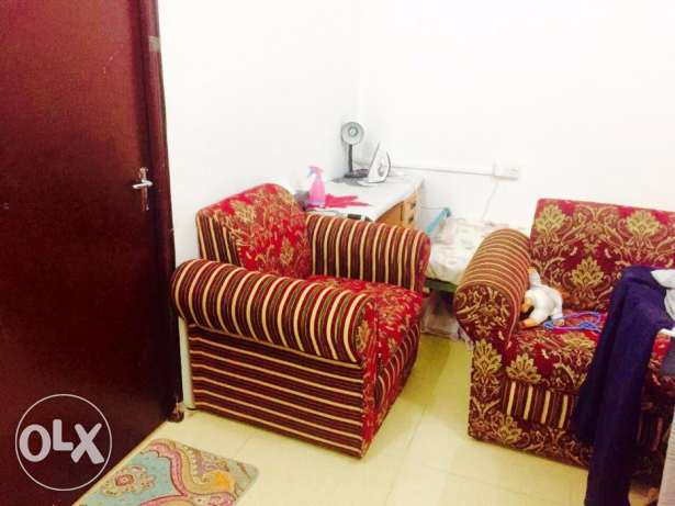 Fully Furnished One BHK Family Room At Abu Hamour