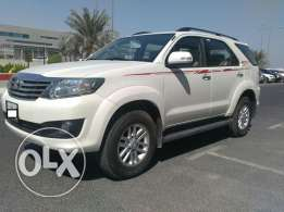 Brand new Toyota - fortuner - 2015 - 6 Cyl
