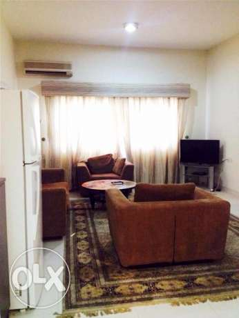 include w & e ..very nice fully furnished 1 bhk apartment in bin omran