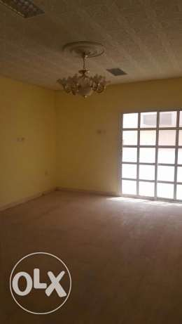 Very big two bedroom villa portion.