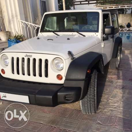 Jeep Wrangler 2009 great condition
