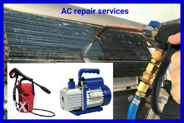 Ac service repair fixing