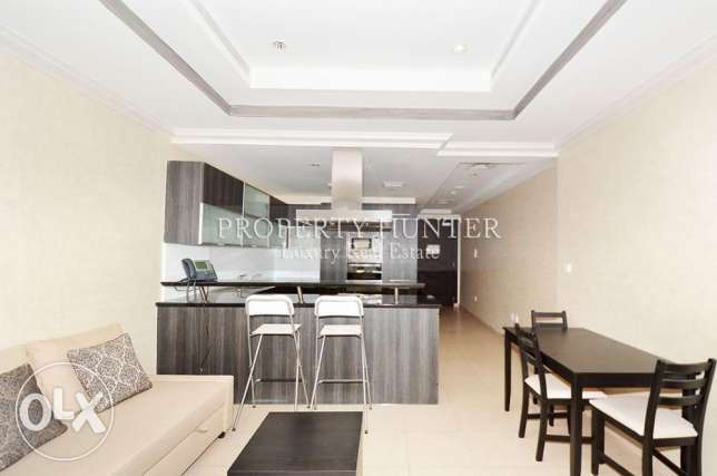 Studio Apartment in Luxury Development الؤلؤة -قطر -  3