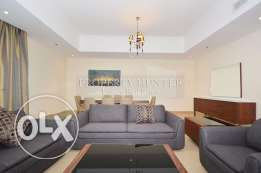 Furnished Luxurious 3 Bed + MR home