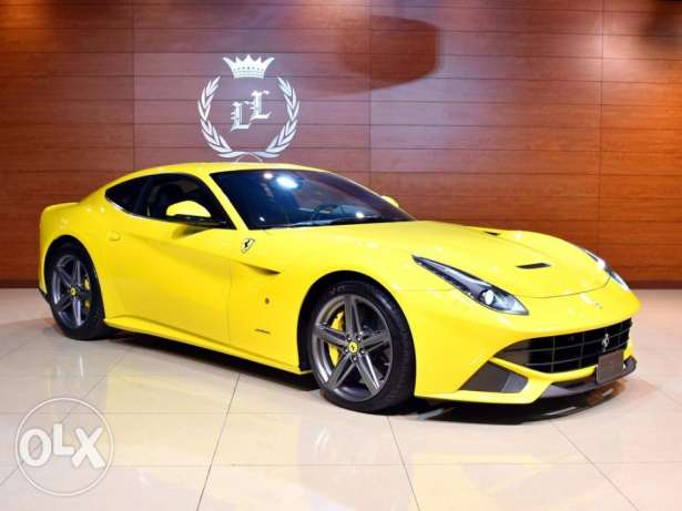 2013 Ferrari F12 Berlinetta, Full Service History & Service Contract f