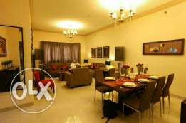 Fully furniced 3B/R flat in alsad
