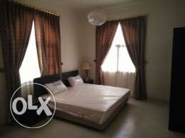 Fully Furnished One Bedroom Flat Al Dafna West Bay