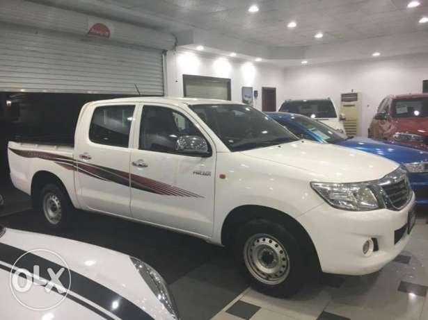 BIG NUMBER OF Luxurious Toyota HILUX for sale
