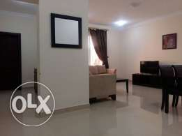 Massive 1 bhk fully furnished villa apartment near Qatar sports club