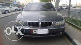 BMW 740Li model 2006 full, perfect condition