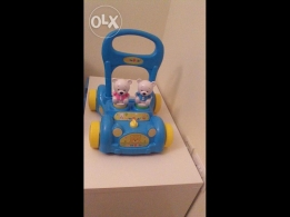 Walker for baby's first steps for sale