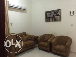 Spacious Two bedroom furnished at bin omran near Almeera