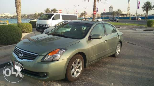 Nissan Altima 2008 for sale featuring