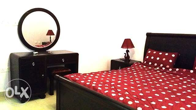 1-Bedroom Fully-furnished Apartment in Muaither معيذر -  5