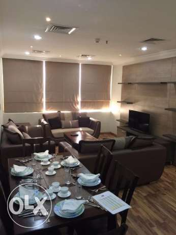 Fully-Furnished, 3-BHK Flat at {AL Muntuzah} المنتزه -  1