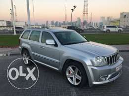 super power Jeep Grand SRT8