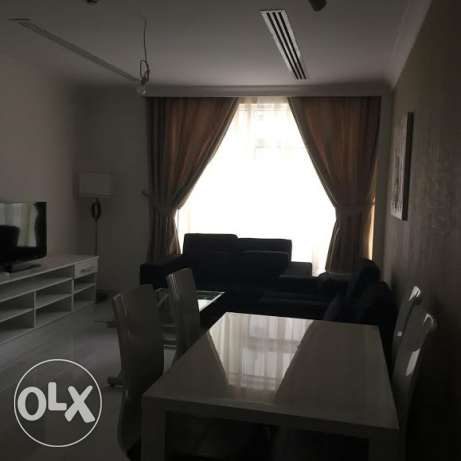 1 BR FF Apartment in old salatha near sana signal