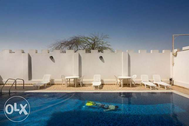 GHAJV1 - Semi Furnished 2 Bedroom Villa at a Gorgeous and Exclusive Co