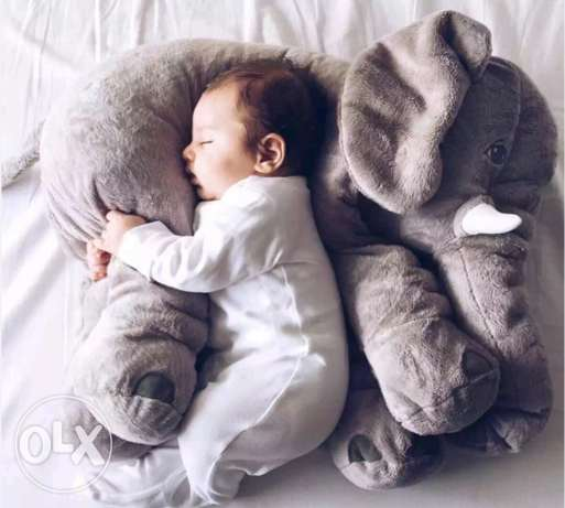 Plush and Stuffed Elephant Toy With Big Ears | order Now!