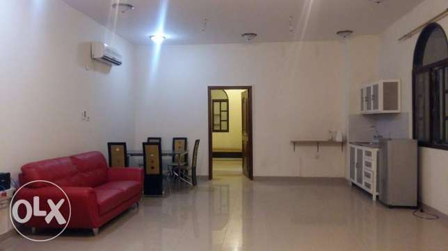 Spacious 1 BHK Villa Apartments Near Qatar University