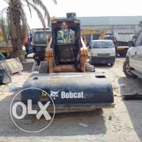 Special offer - Skid Loader with sweeper for Rent