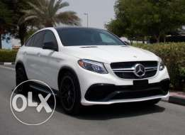 2016 # Mercedes-Benz GLE 63 S AMG # Coupe # Panoramic # Carbon Fiber #