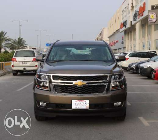 Chevrolet Tahoe -LT 4X4 5.3 L Model 2017