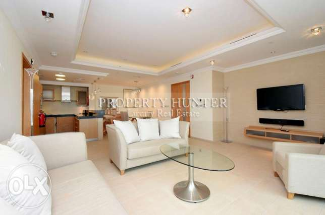 1 bed Elegant apartment with Beach Access