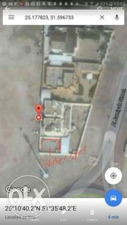 commercial plot in WAKRA