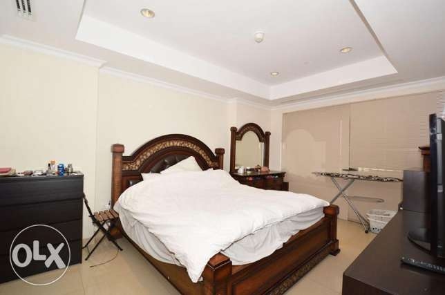 Furnished 1 Bed Home with Various Lovely Views الؤلؤة -قطر -  3