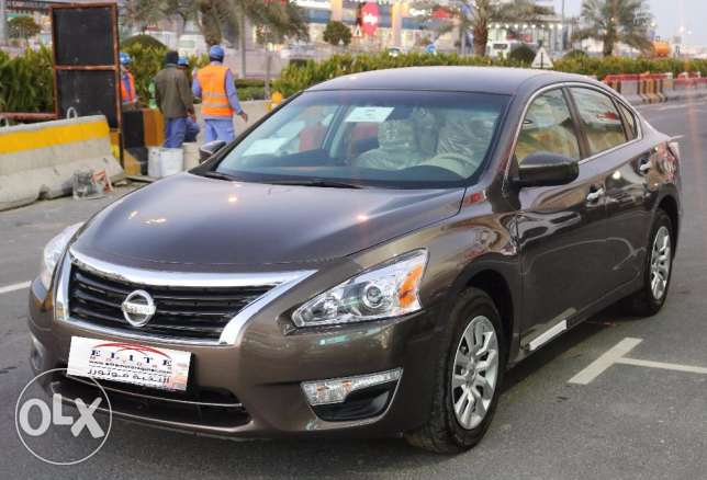NEW Nissan Altima S 2016