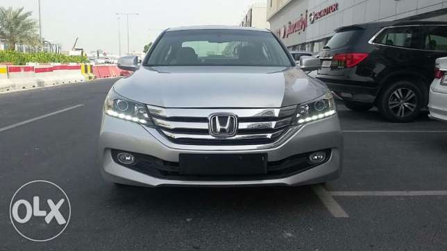 Honda Accord 4Cyl