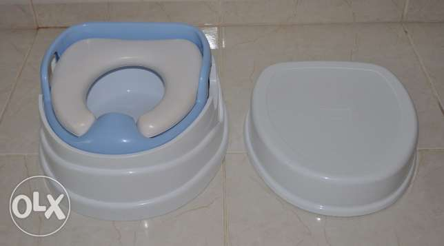 Toddler 4-in-1 potty