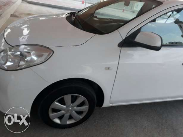 Nissan Sunny 2014 excellent condition