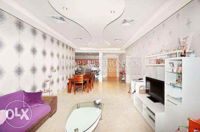 2+Maid with Head Turning Lusail & Sea view