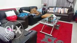 3 MONTH RENT UNFURNISHED FAMILY/FEMALE 1-bedroom flat in bin mahmoud