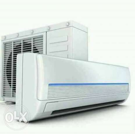 Ac service and maitenic