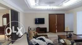 Luxurious fully furnished massive size 1 bhk villa apartment in Dafna