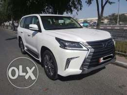 Lexus Lx570 model 2017 full options brand new