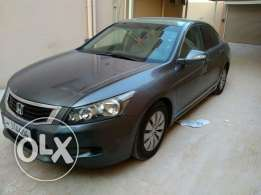 Honda accord, 1.72 k km, 2009 model. 18500